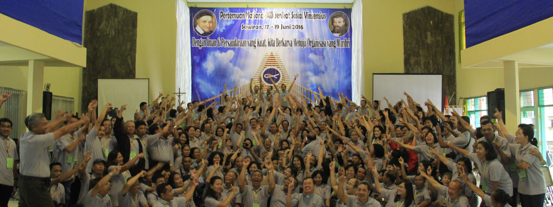 Serikat Sosial Vinsensius Indonesia