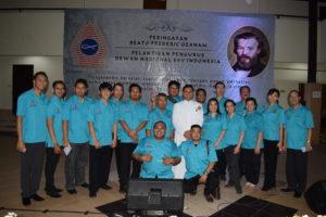 Pengurus Dewan Nasional SSV Indonesia Periode 2016 - 2019
